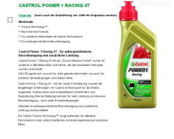 4-T RACING 10W50 full synthetic