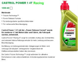 4-T Racing 10W40 vollsynthetisch