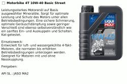 4T 10W-40 Basic Street
