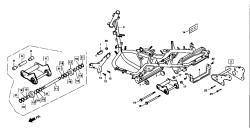 Rahmen ( ab FgNr. FKY401001 )