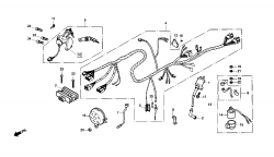 WIRE HARNESS, IGNITION COIL
