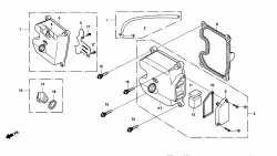 Zylinderkopfdeckel