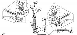 Handbremszylinder Kombibremse ab Bj.2007->