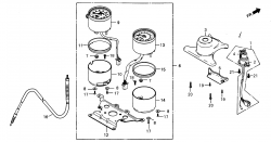 Instrumente / Schloßsatz
