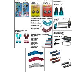 Styling parts 4-Takt Motor