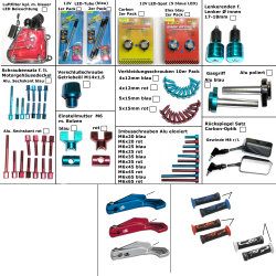 Styling parts 2-Takt Motor