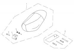 Sitzbank, Bordwerkzeug