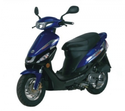REX RS450 QM50QT-6A (CAPRIOLO 50/ OFF-LIMIT / TRIBAL-Scooter)
