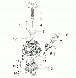 CARBURETTOR PARTS