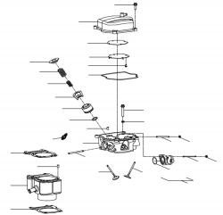 Zylinder, Zylinderkopf