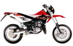 MX 125 (TZ000) Bj. 2004-07