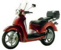 Scarabeo 125 4T-LC (ZD4PC...) Bj. 1999-03
