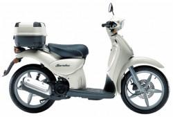 Scarabeo 50 (2-Takt AC) 2006-2011
