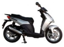 Sport City 125 4T-LC (ZD4RB00...) Bj. 2004-08