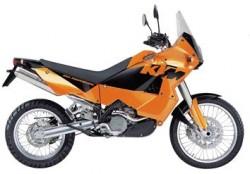 Adventure 950 S/LC8 Bj. 2003-2005