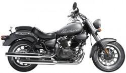 Blackster 250i Bj. 2014-16