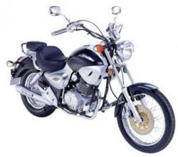 Hipster 125 (RFB11010..) Bj. 2001-04