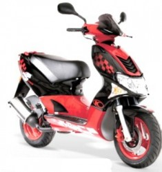 Super 9 50cc AC SPORTS 2T Bj. 10-11 (RFBS1014021..)