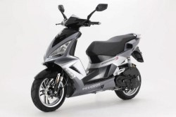 SPEEDFIGHT 3 50cc 4-Stroke