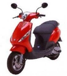 ZIP II 50cc 2-Takt (ZAPC250...) Bj. 2000-15