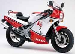 RD 500 LC YPVS BJ. 1984-85