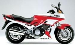 FJ 1200 (1XJ) Bj. 1986-87