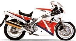 FZX 750 Fazer (2JE) Bj. 1987-89
