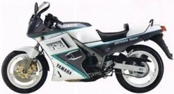 FZ 750 Genesis (3KT) Bj. 1991-94