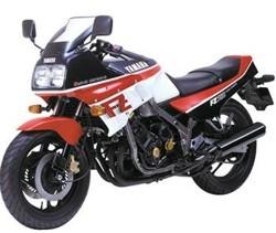 FZ 750 (1FN) Bj. 1985-86