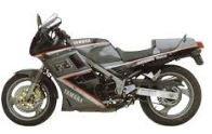 FZ 750 Genesis (2KK) Bj. 1987-88