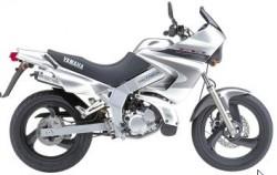 TDR 125 H (5AN/4GW) Bj.1993-2002