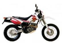 TT 600 (4GV-4LW) Bj. 1993 - 1997