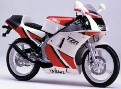 TZR 125 (4FL) Bj. 1997-99