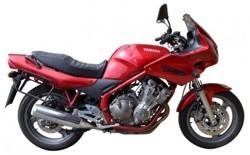 XJ 600 N/S (RJ01) Bj.1998-2003