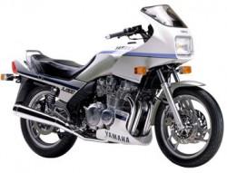 XJ 900 F (4BB) Bj. 1991-94