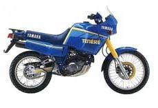 XT 600 Z Tenere  (3AJ) Bj. 1988 - 91