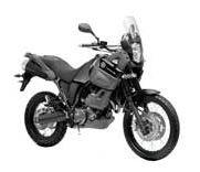 XT 660 Z Tenere (DM021/025/041) Bj. 2008-16