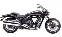 XV 1700 Road Star Warrior (VP14E) Bj. 2003-05