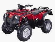 ATV 300 Utility Bj. 2004 - 2009