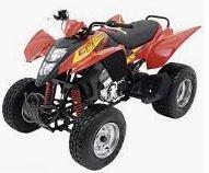 XS 250 Bj. 2007 - 2010