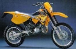 EGS 125 2T Bj. 1994-99