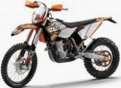 EXC 450 Sixd. Bj. 2009-11
