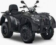 MXU 500 4X4 IRS (RFBZ200..) Bj. 2012 - 2017