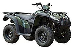 MXU 500 4X4 (RFBL700..) Bj. 2005 - 2010