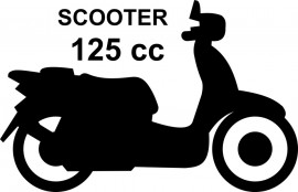 SCOOTER 100 - 125 CC
