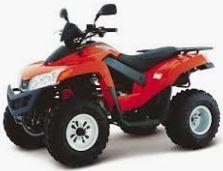 Quadlander 300 S Bj. 2007 - 2017