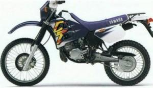 DT 125 R (4BL) Bj. 1991 - 1998