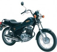 SR 125 (10F) Bj. 1992 - 1996