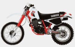 TT 600 (59X) Bj. 1985 - 1989