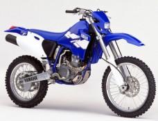 WR 400 F () Bj. 1998